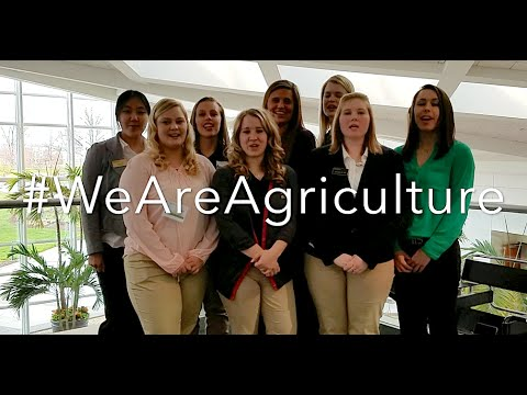 We Are Agriculture