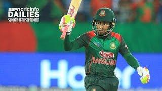 Mushfiqur ton hands Bangladesh a big win against Sri Lanka| Daily Cricket News - YouTube