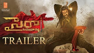 Sye Raa Movie Trailer