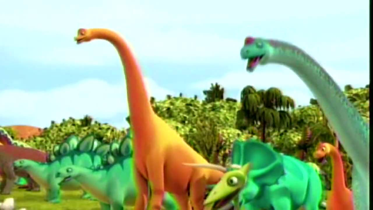 Dinosaur Train - Premiere - YouTube