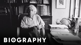 Albert Einstein - Nobel Prize Winner & Physicist | Mini Bio | Biography