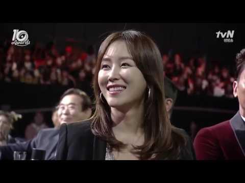 TVN10 Awards 응답하라 1988 이문세(소녀 & 붉은노을)