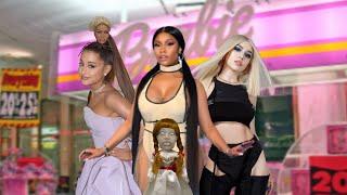 Celebrities at Barbie Store