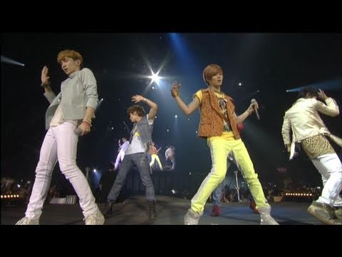 SHINee 샤이니 '누난 너무 예뻐(Replay)' SMTOWN LIVE WORLD TOUR in PARIS