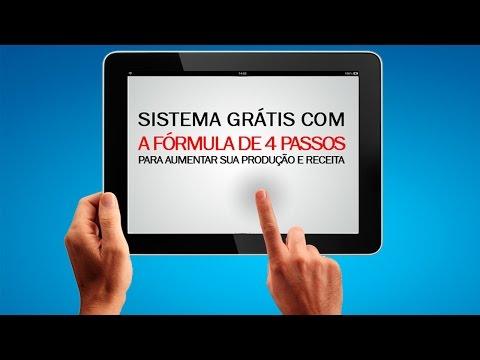 NOVIDADE: Sistema Financeiro Grátis + FÓRMULA DE 4 PASSOS Para Aumentar sua Produção e Receita