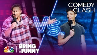 Comic Matt Rife Performs in the Comedy Clash Round - Bring The Funny (Comedy Clash)