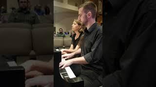 Ave Maria (Schubert) - Watch their hands!