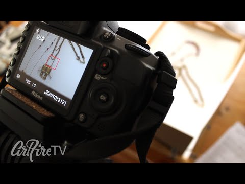 Lesson 4: Product Photography - ArtFire Success Series