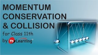 Momentum Conservation and Collision - Theory for XI Standard & IIT-JEE