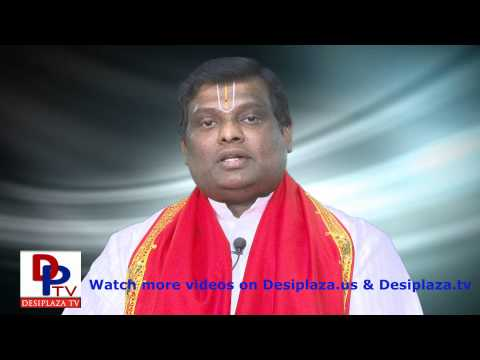 Part 3.Sri.Sesha Sai Local Hindu Religious Priest explaining Shivaratri on Desiplaza TV