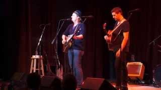 Jeff Daniels & son, Ben Daniels, duet (just the two of them), Nashville, TN