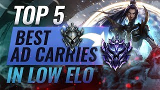 5 OP ADC Champions for Easy LP in Patch 9.10 - League of Legends Season 9