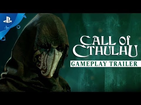 Call of Cthulhu: The Official Video Game Video Screenshot 4