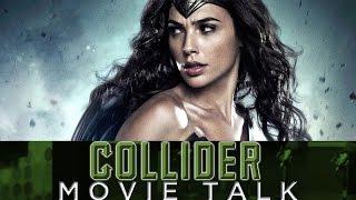 Collider Movie Talk – Batman V Superman: Wonder Woman Details, Star Wars Breaks All Time Record