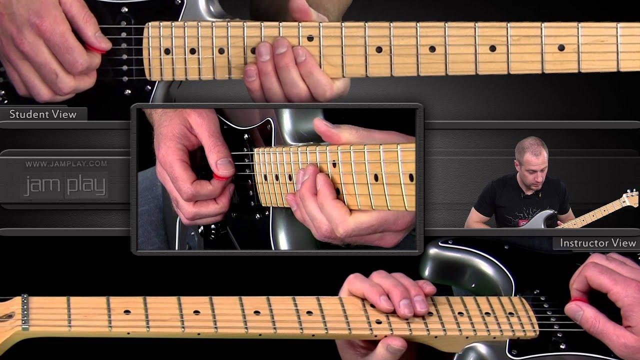 slow eric clapton blues lick guitar lesson youtube. Black Bedroom Furniture Sets. Home Design Ideas