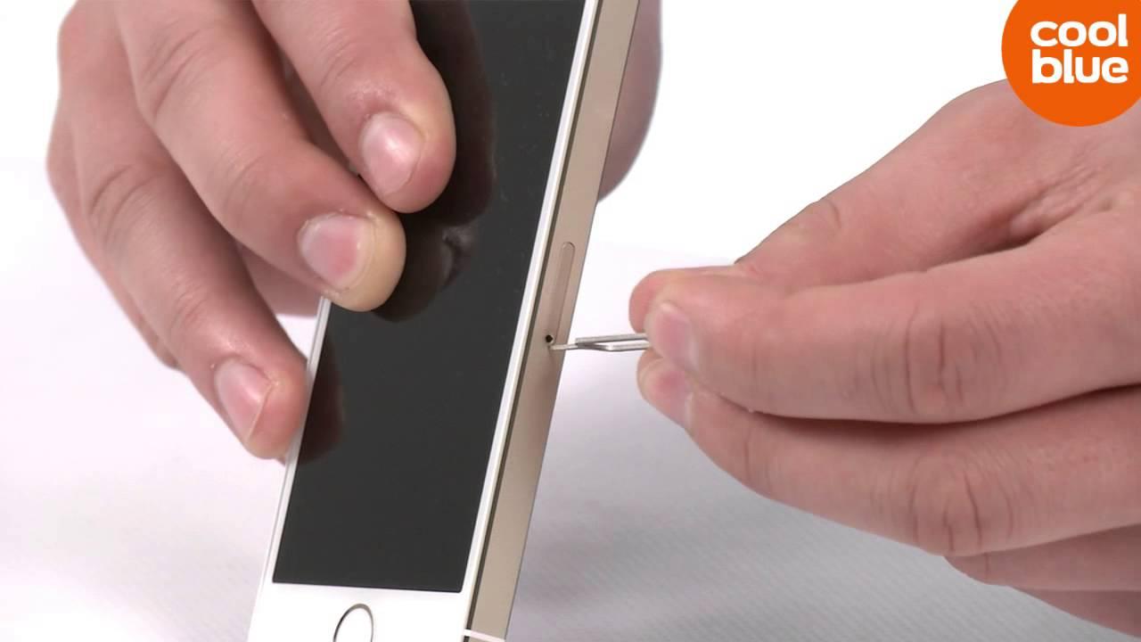 Simkaart Iphone S Naar
