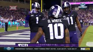 TCU vs. Jackson State Football Highlights
