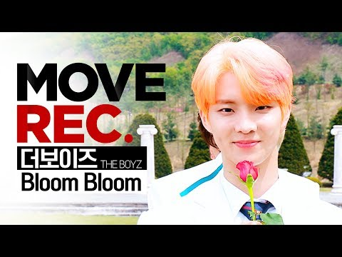 THE BOYZ 더보이즈 - Bloom Bloom | Performance video (4K) | MOVE REC