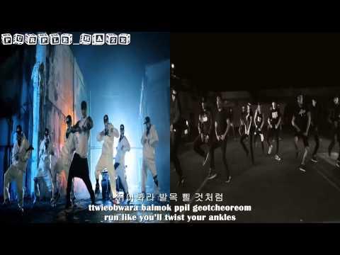 [2in1] 빅뱅 (Taeyang) - Ringa Linga [hangul + romanizations + eng sub]