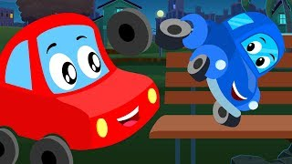 Looby Loo   Little Red Car   Cartoon Video For Toddlers   Nursery Rhymes For Babies By Kids Channel