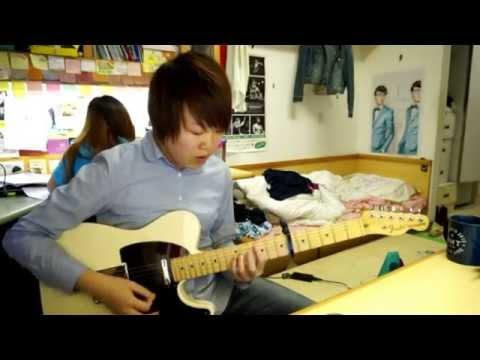 張懸 關於我愛你 guitar cover by Toby iu