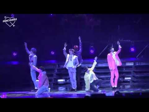 180204 정말 바람직한 콘서트 JBJ 'moonlight'