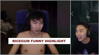 RICEGUM FUNNIEST STREAM MOMENT