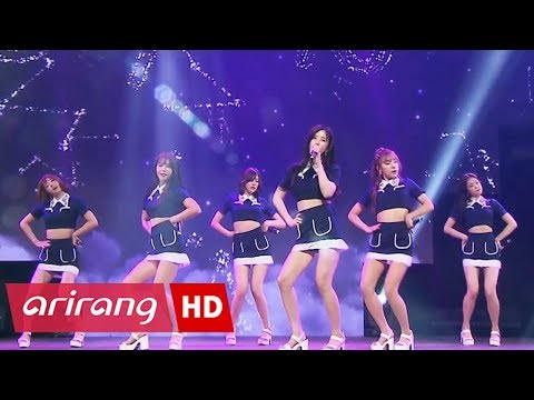 [K-POP Night out in Warsaw] Apink(에이핑크) _ LUV