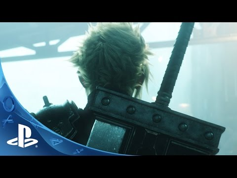 FINAL FANTASY VII Remake [Working Title] Trailer