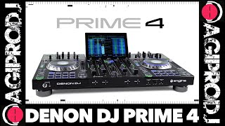 DENON DJ PRIME 4 Sizzle Reel - INTRO