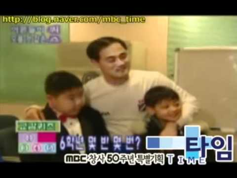 SHINee Minho predebut: Minho, his dad and his brother