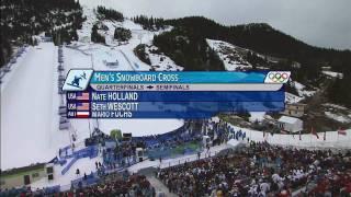 Snowboard Cross Men's Final Full Event - Vancouver 2010 Winter Olympics