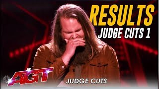 RESULTS: Did Your Faves Make It Through To The LIVES?   Judge Cuts 1   America's Got Talent 2019
