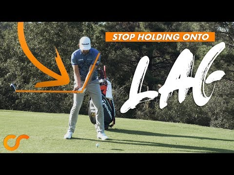 STOP HOLDING LAG TO FIX YOUR DRIVER SWING
