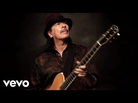 Santana - While My Guitar Gently Weeps (Official Video)