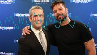 Ricky Martin talks about meeting his fiancé on Instagram