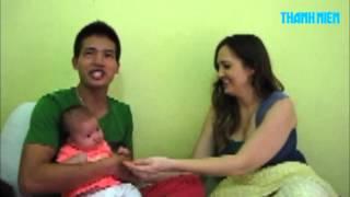 Cô gái Mỹ phải lòng chàng trai Tuyên Quang