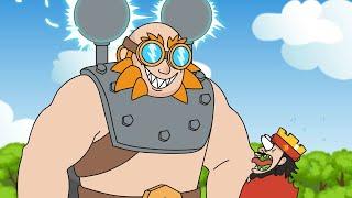 Clash Royale Animation ELECTRO GIANT (Parody)