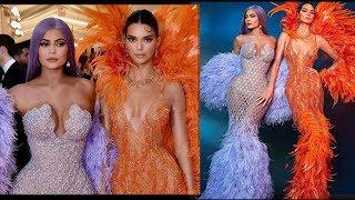Kylie Jenner And Kendall Jenner Met Gala | Met Gala 2019 | Kylie ans Kendall