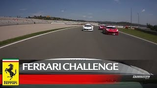 Ferrari Challenge Europe – Valencia 2017, Trofeo Pirelli Race 1