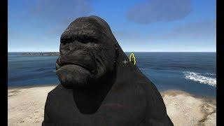 GTA 5 - Câu chuyện về King Kong - Chú khỉ khổng lồ | GHTG