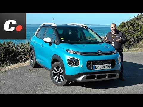 Citroën C3 Aircross 2017 SUV | Primera prueba / Test / Review en español | Coches.net