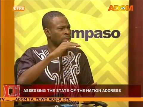Accessing the state of the nation address - Pampaso on Adom TV (21-2-17)