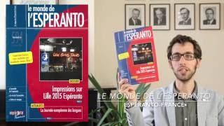 Video L-SS4jQD7ds: Esperanto-gazetoj tra la tuta mondo: Okcidenta Eŭropo