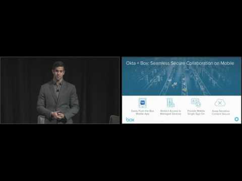 Okta   Box  Embrace Collaboration on Mobile