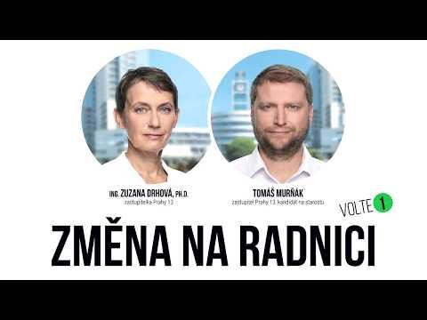 Změna na radnici volby 2018