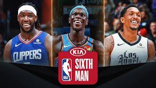 #KiaSIXTH Three Finalists | 2019-20 NBA Season