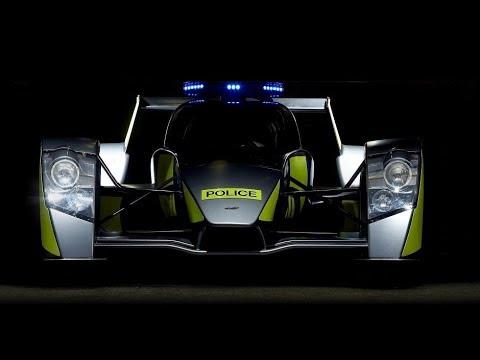 اقوى 10 سيارات الشرطة في العالم