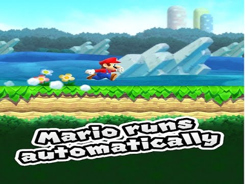 Super Mario Run - by Nintendo Released For Android Devices
