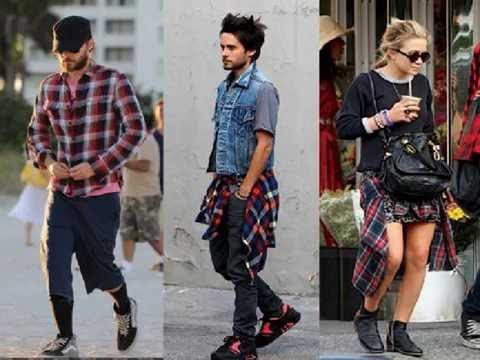 Set The Modish Flannel Trend At Oasis Shirts